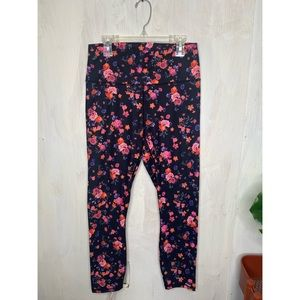 Fabletics floral leggings
